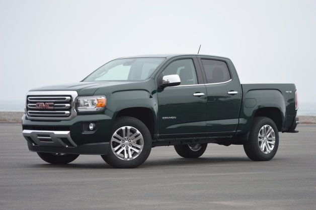 2015 Gmc Canyon Gmc Canyon Chevrolet Colorado Gmc Sierra Denali