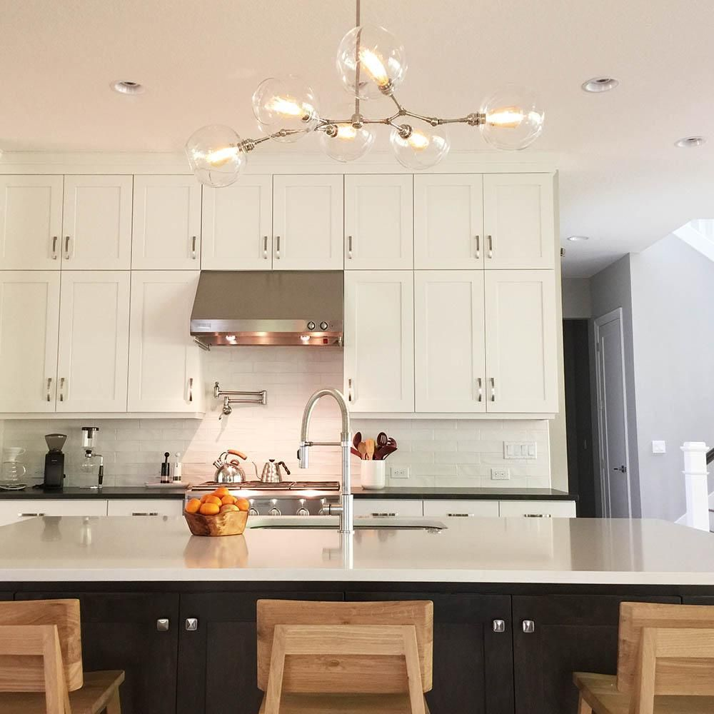 """25 Captivating Ideas For Kitchens With Skylights: Addison Chandelier 44"""" In 2020"""