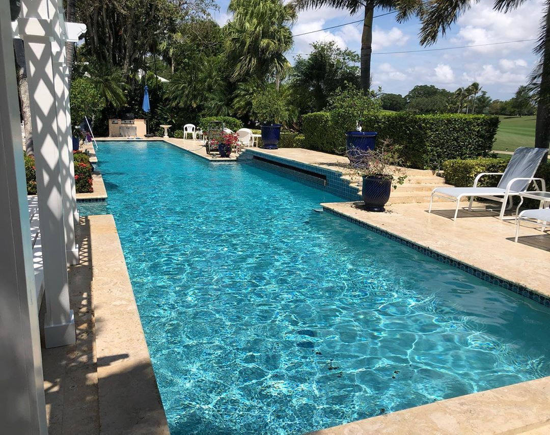 Miami Living Commercial Residential Pools For Any