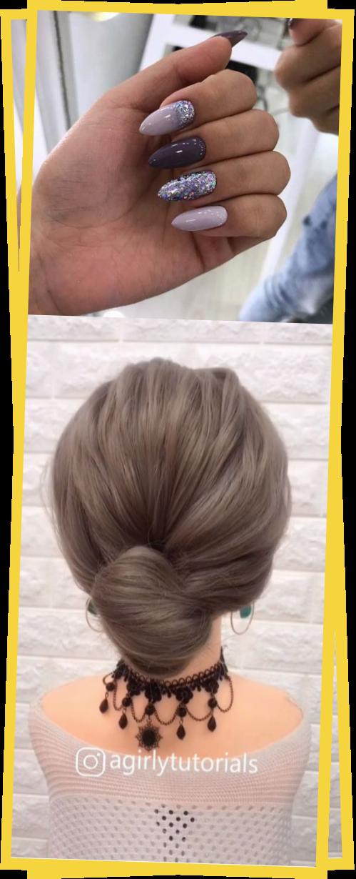 Elegant Nail Art Design with Glitter  #Nail #Ideas #Inspire #Your #Next #Mani #StayGlam #facknails #acrygelnailsdiy #nailtipideas #decoratingwalls #decorhomeideas #basementbeforeandafter #outfitopinions #fashionopinions #casualtshirtopinions