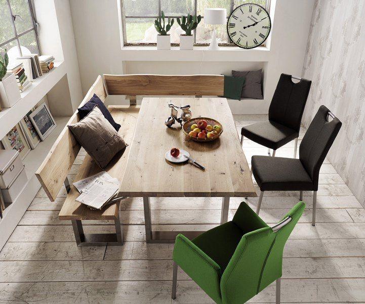 Esszimmer Massivholz1 127 PN64 65 721x600 | Schöner Wohnen | Pinterest |  Esszimmer, Eckbank Und Küche