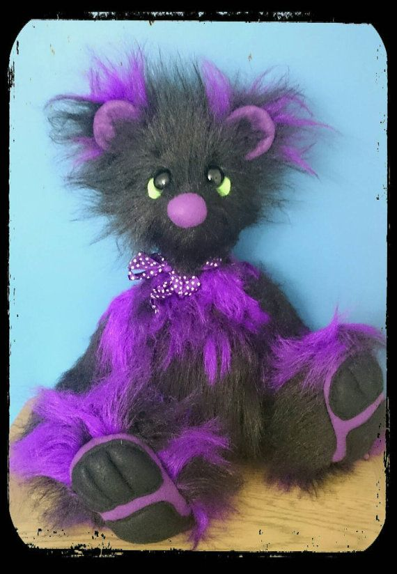 Check out this item in my Etsy shop https://www.etsy.com/uk/listing/449529718/ribena-large-sized-purple-and-black-faux