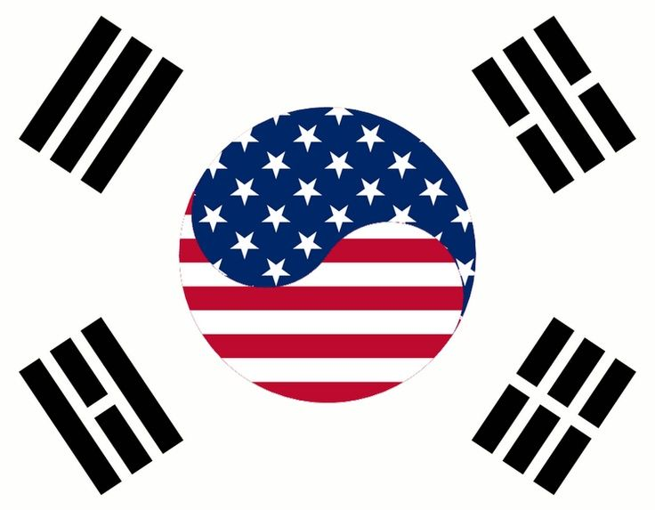 American Korean Flag Google Search Korean Flag Korean American American Flag Tattoo