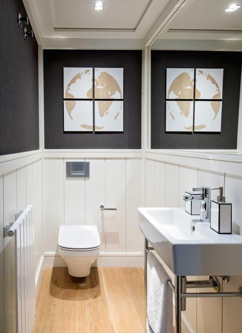 Grandes ideas para sacar partido a un cuarto de baño ...