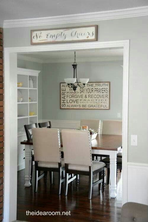 Love the signs!!! Bebe'!!! Great idea for wall decor!!!