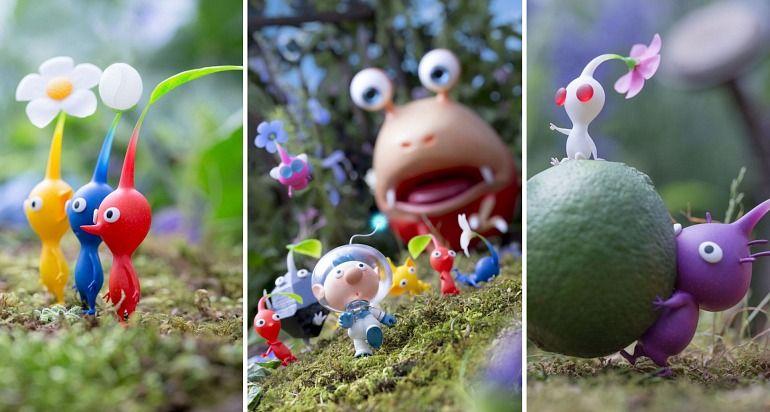 Miyamoto Pikmin 4 Continues To Develop Wallpaper Christmas