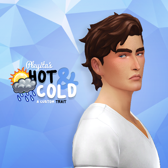 why is he hot and cold towards me