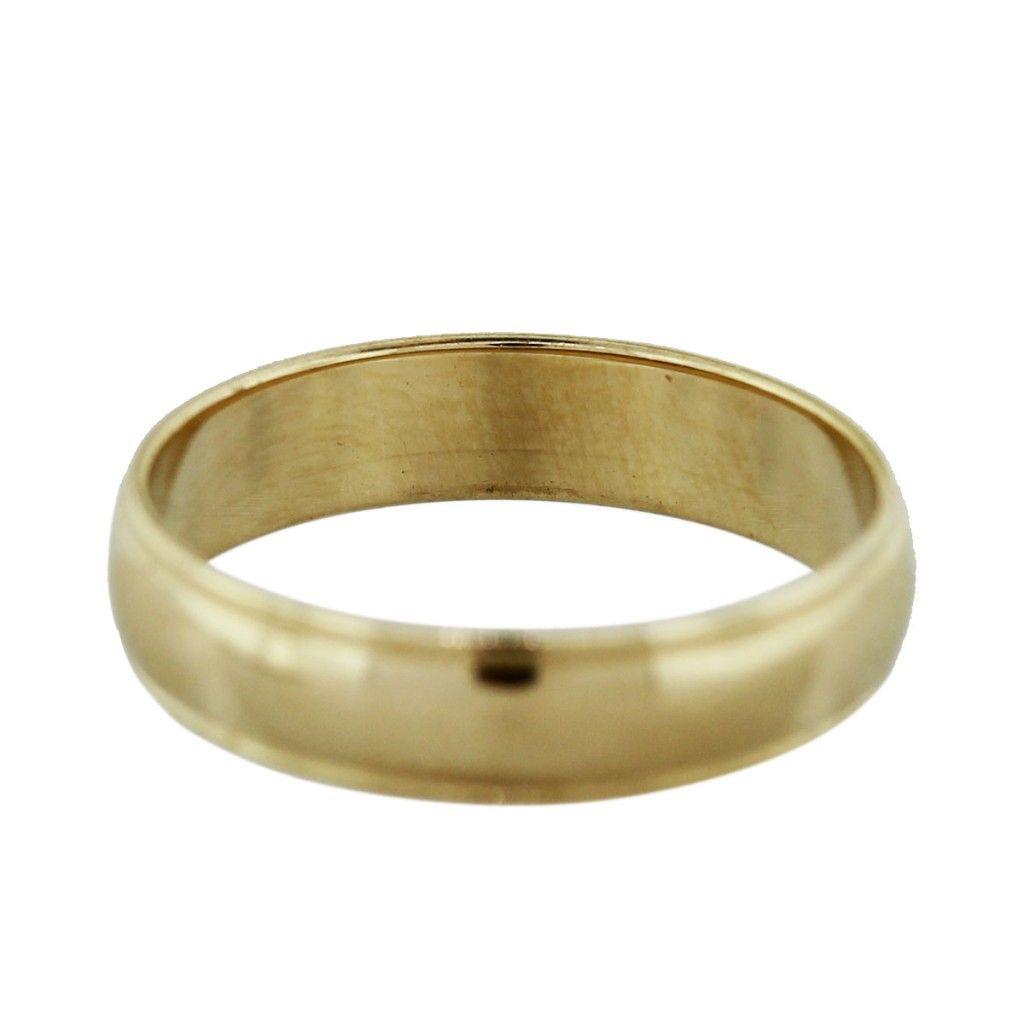 14k Yellow Gold Mens Wedding Band Ringboca Raton Mens Yellow Gold Wedding Bands Mens Gold Wedding Band Mens Rings Wedding Diamond