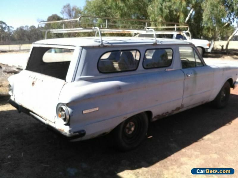 Ford Xp Delivery Van Ford Falcon Forsale Australia Cars For Sale Ford Courier Van