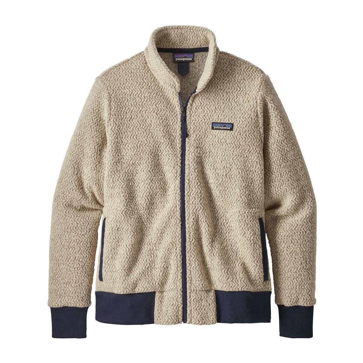 Women's Woolyester Fleece Jacket #projekteimfreien