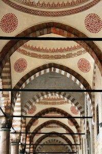 Blue Mosque in Istanbul, photo by Bob Ramsak/PiranCafe.com