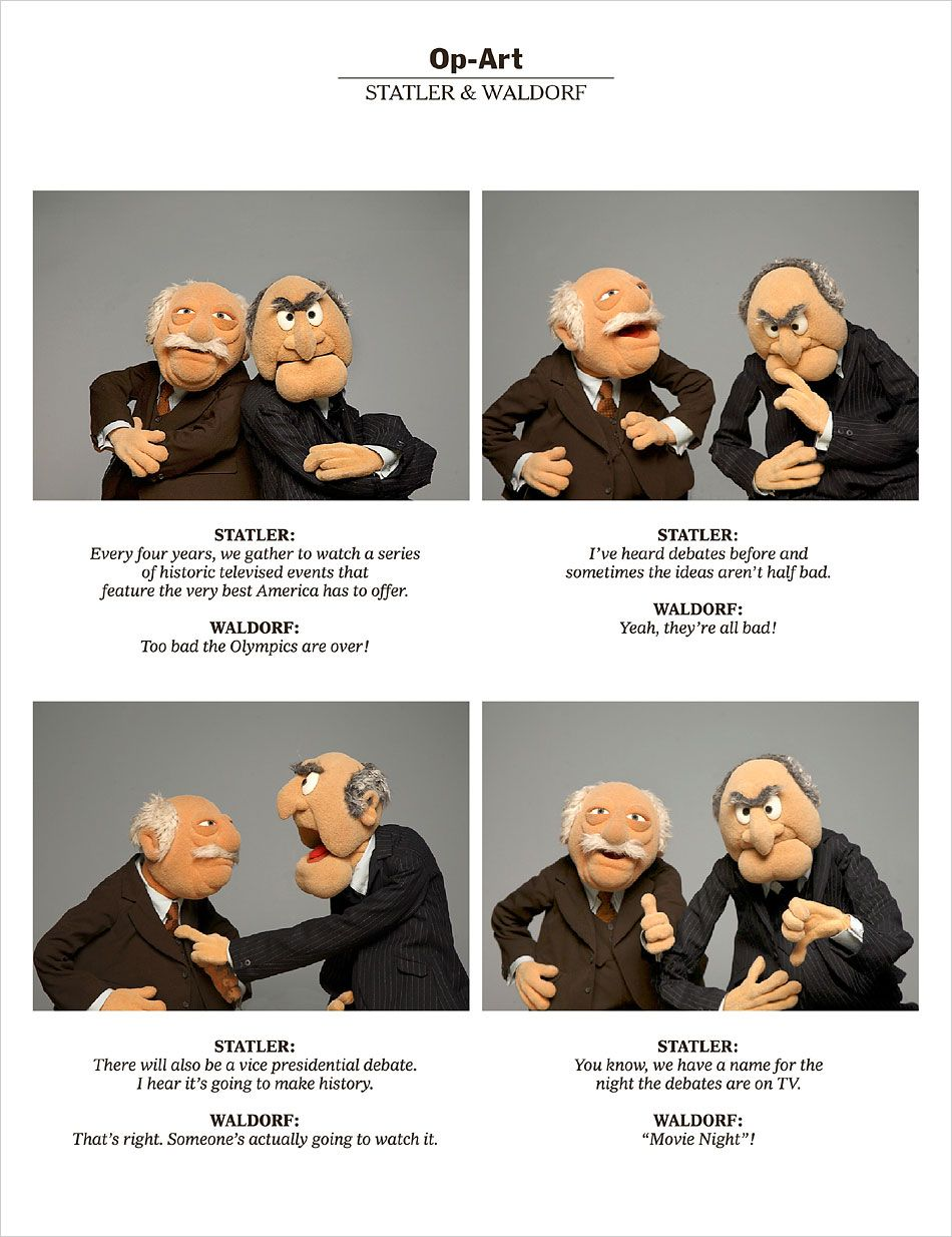 Statler And Waldorf Birthday Meme