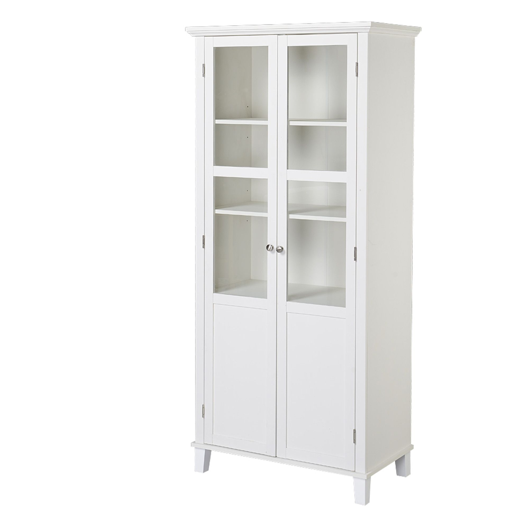 Latitude Run Hamilton 2 Door Storage Cabinet Reviews Wayfair Kitchen Pantry Storage Pantry Storage Pantry Storage Cabinet