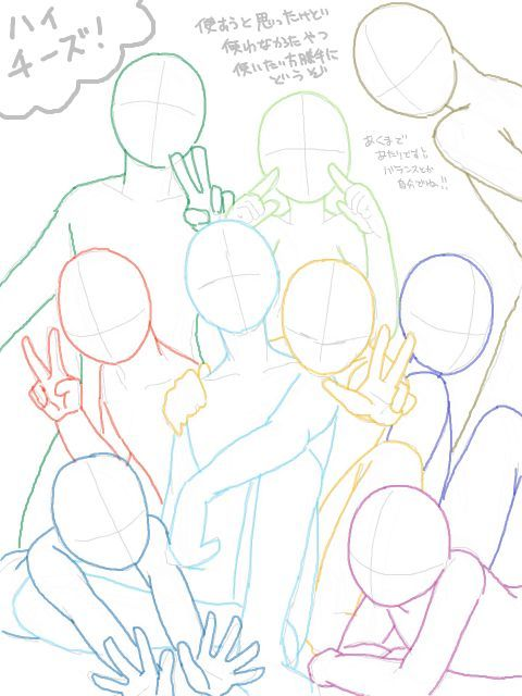 Ok Just A Fyi Im Going To Do A Group Pic Of Alll My Ocs So Every One Can Know How Many I Have An After Im Done Drawings Of