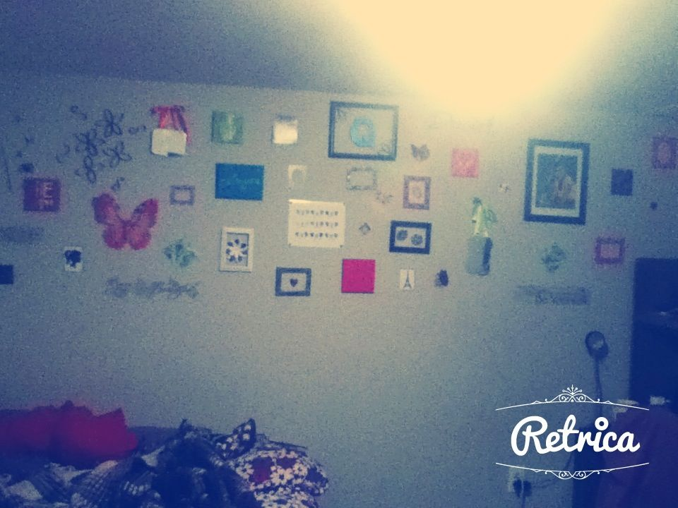 1st step to my Tumblr room!