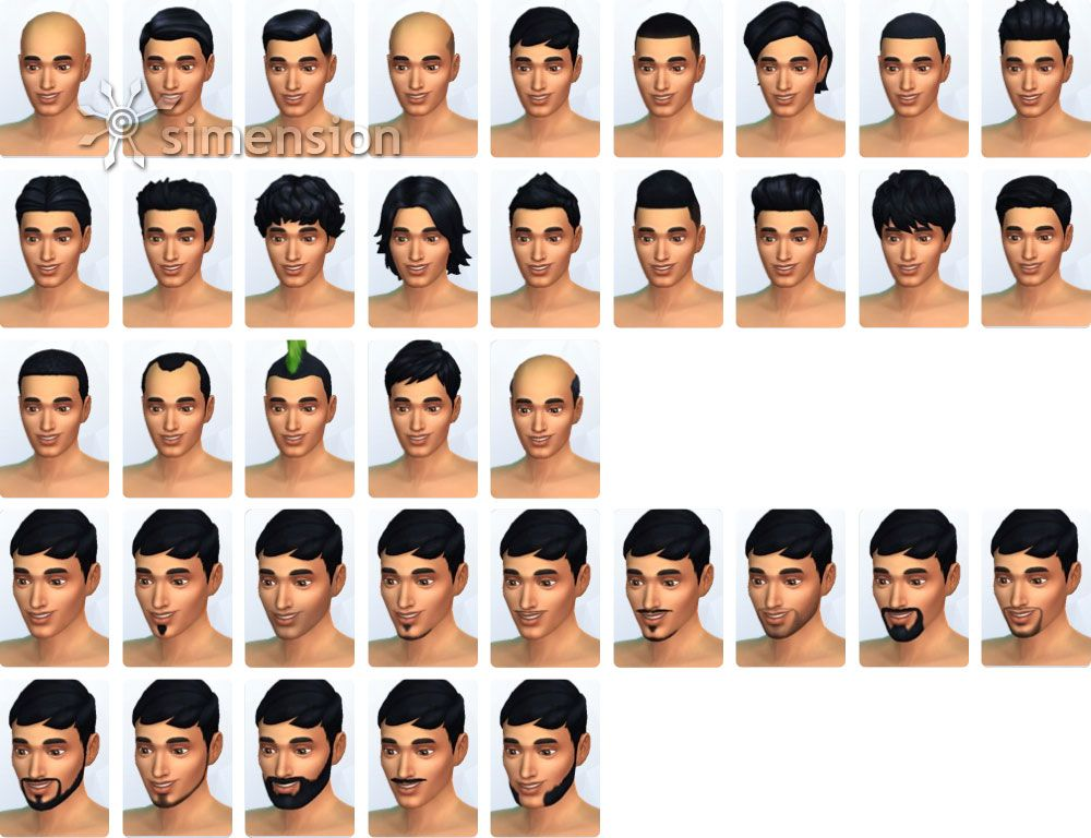 Sims 3 frisuren einfugen