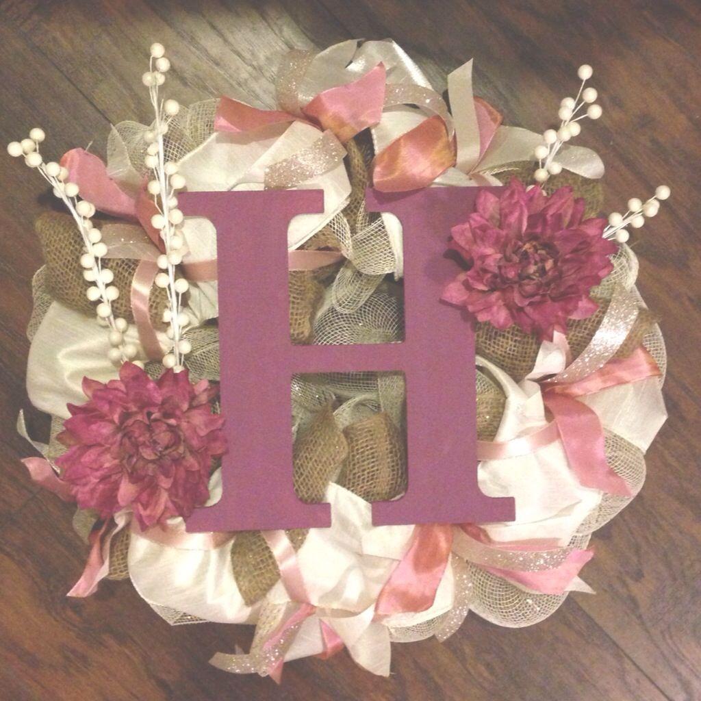 Wreath for great grandma. Katy Faye's Door Decor