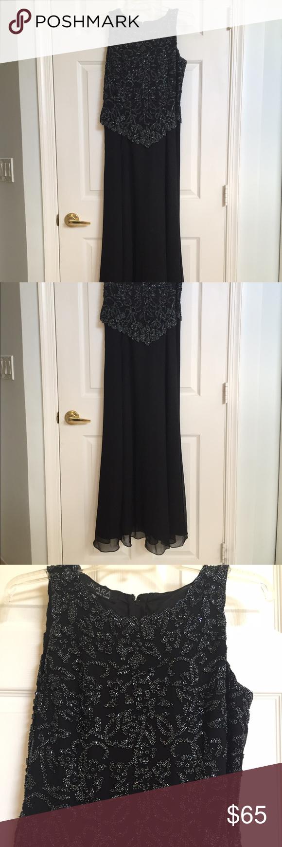 Jkara newyork sleeveless sequined dress sleeveless holidayparty