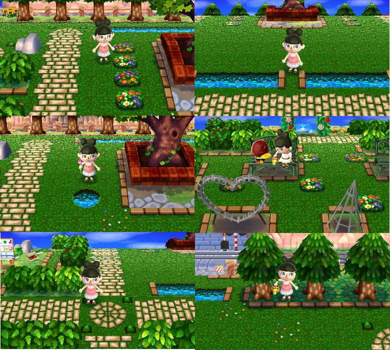 Animal Crossing Qr Code Blog Newleaf Fashion I Thought This Town Layout Had