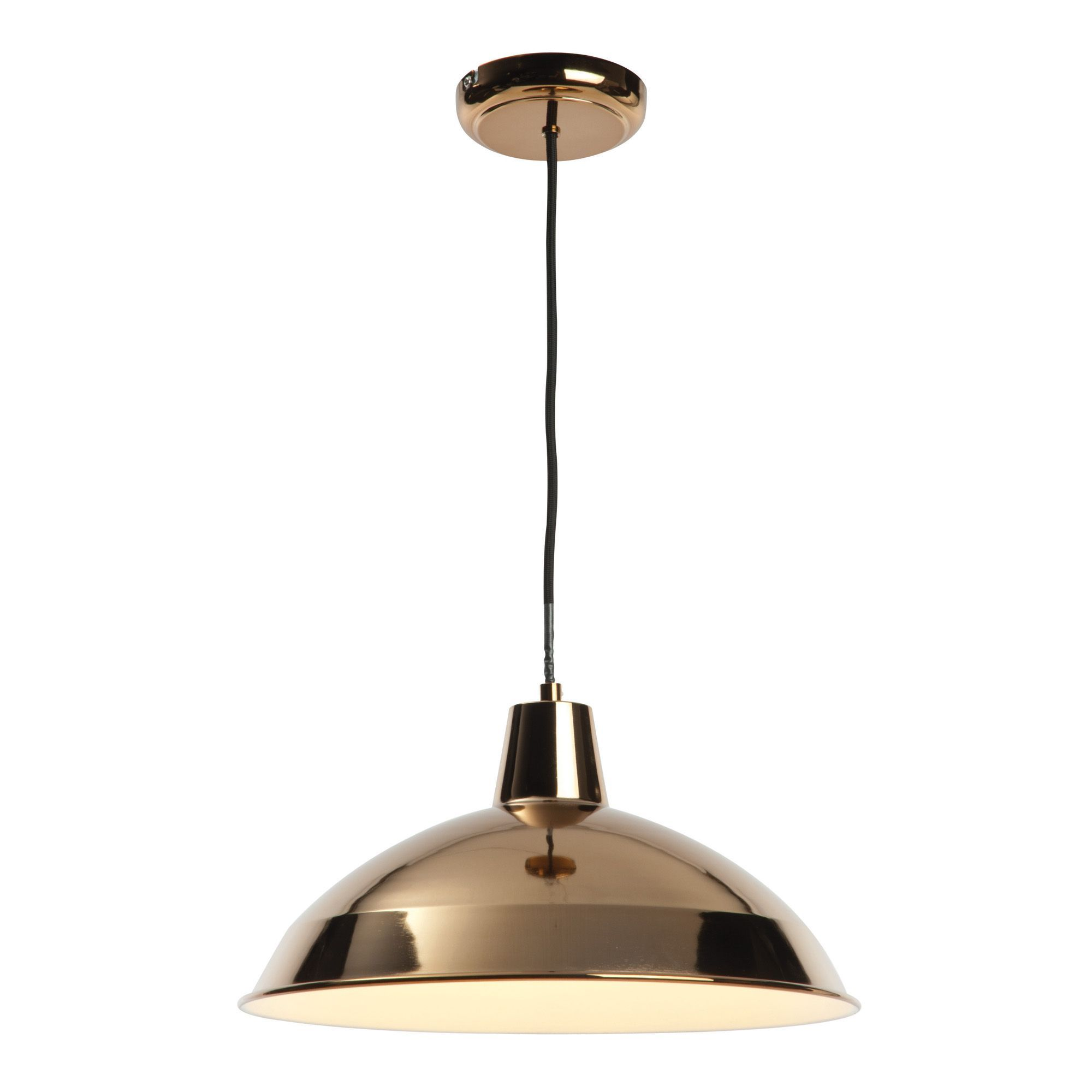 Manison Dome Copper Pendant Ceiling Light | Pinterest
