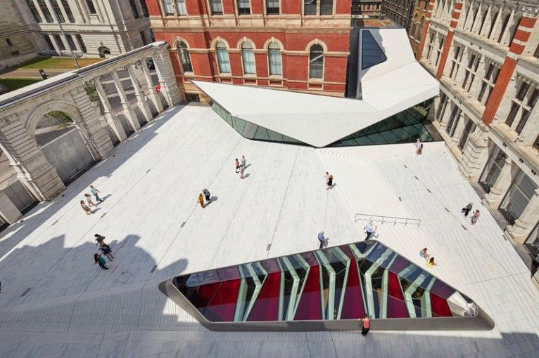V&A Exhibition Road Quarter to open on 30 June 2017