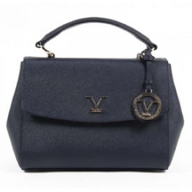 Versace 19.69 Abbigliamento Sportivo Srl Milano Italia Womens Handbag VE09 NAVY BLUE