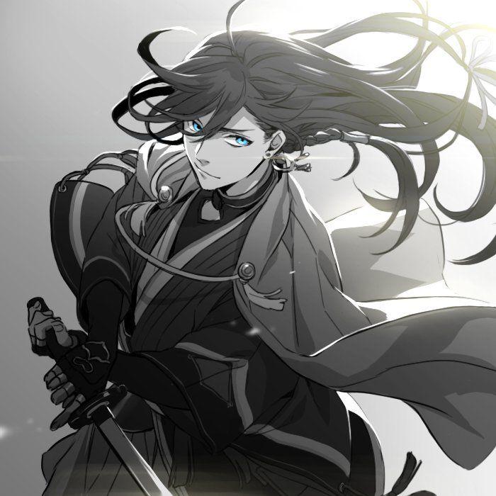 刀剣乱舞とある審神者の和泉守兼定イラスト Izuminokami Kanesada