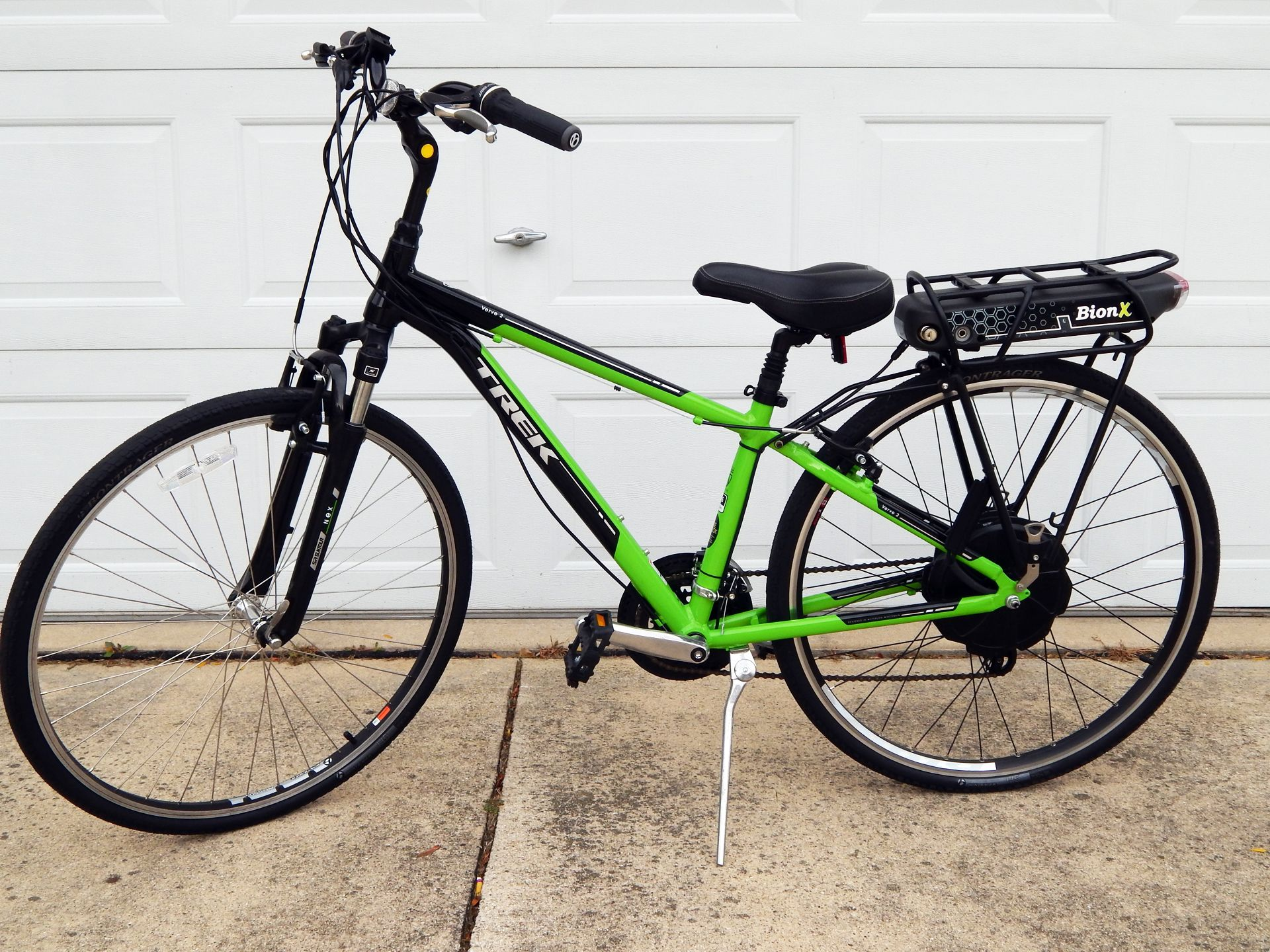 Trek Verve 2 Electric Bicycle Brand New Custom Electronic Assist