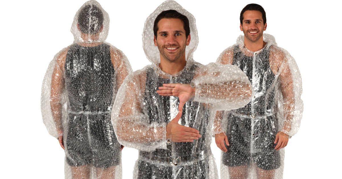 Dude Where S My Car Bubble Wrap Zoltan Costume All