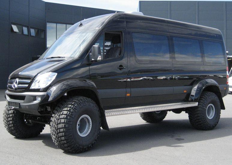 Sportsmobile com mercedes benz 4x4 sprinter http www for Mercedes benz sprinter 4x4 for sale