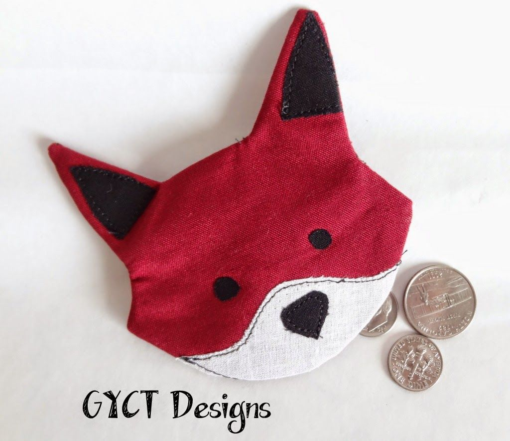 Free fox coin pouch pattern by gyct pinterest pouch free fox coin pouch pattern by gyct jeuxipadfo Image collections