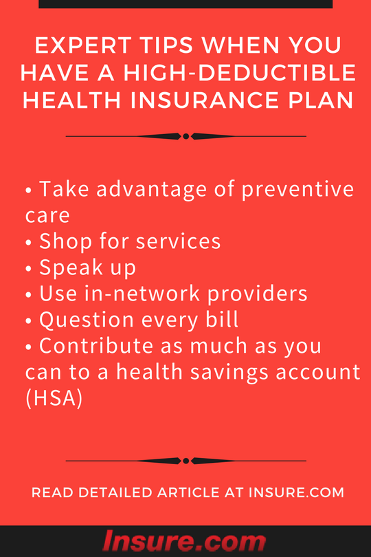 What You Need To Know About High Deductible Health Plans With