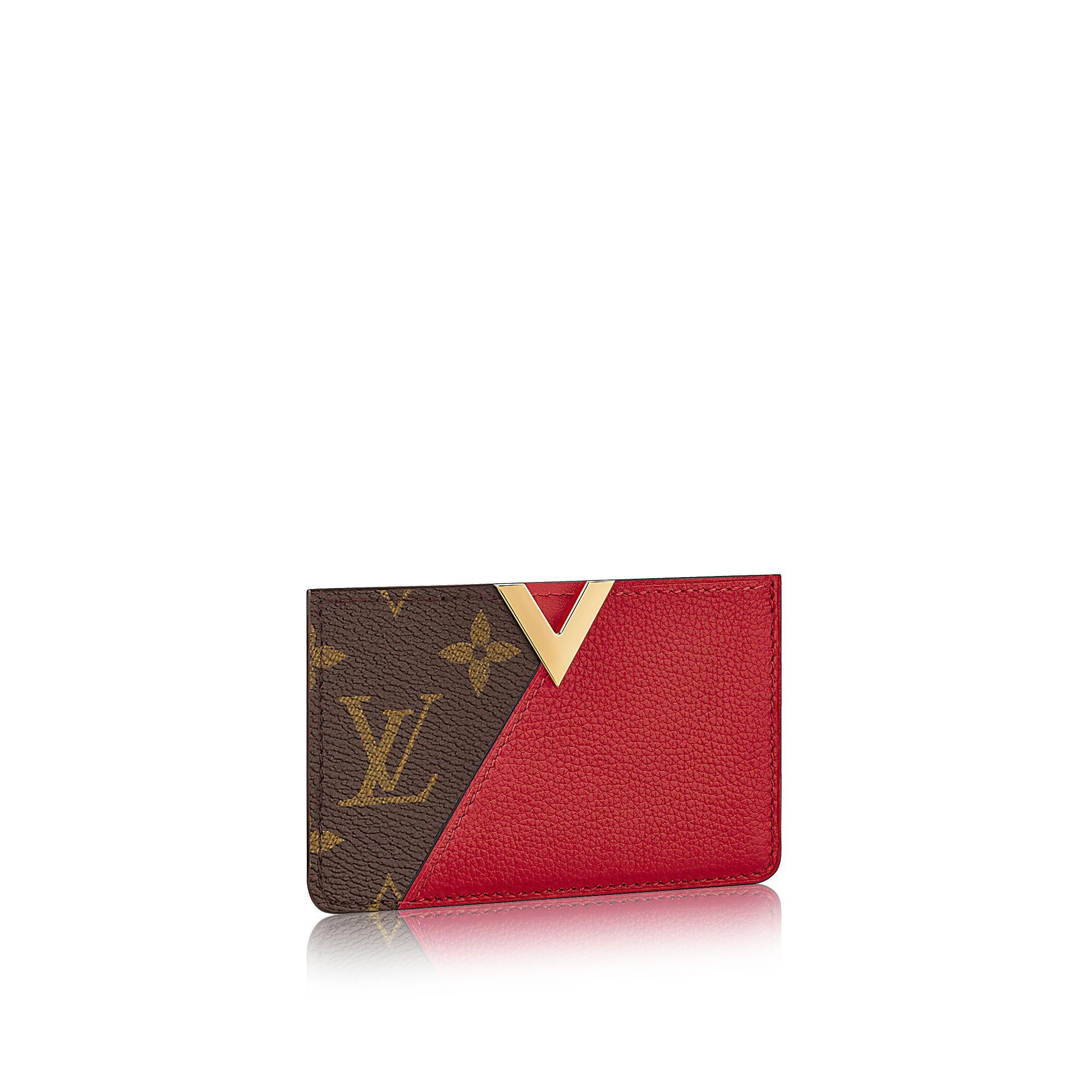 Discover Louis Vuitton Kimono Card Holder via Louis Vuitton