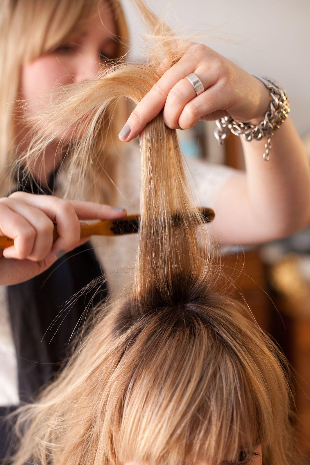straight hairstyles- hairdos