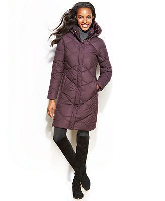 91dad2461f The North Face Hooded Miss Metro Down Coat