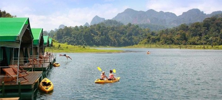 JUNGLE LAKE SAFARI – 3 Days & 2 Nights