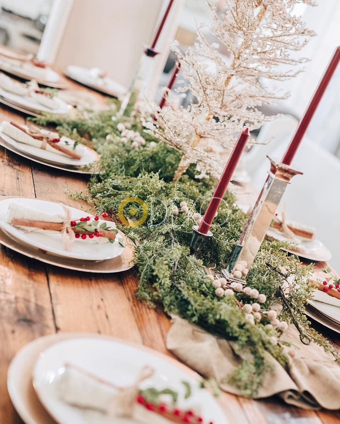 Weihnachtsdeko Basteln Für Den Tisch Ideen 2019 Christmas