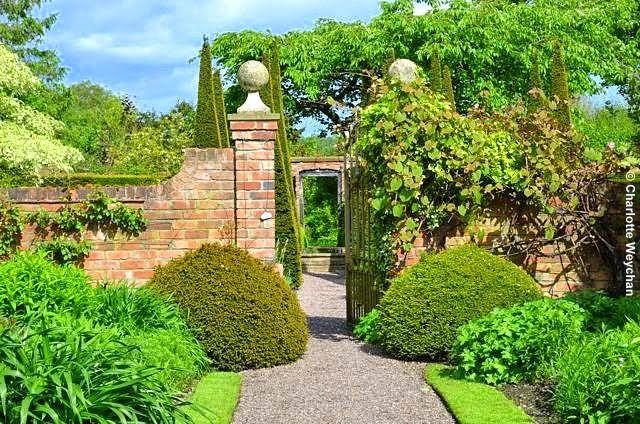 Must See British Gardens Wollerton Old Hall Shropshire British Garden Cottage Garden English Garden