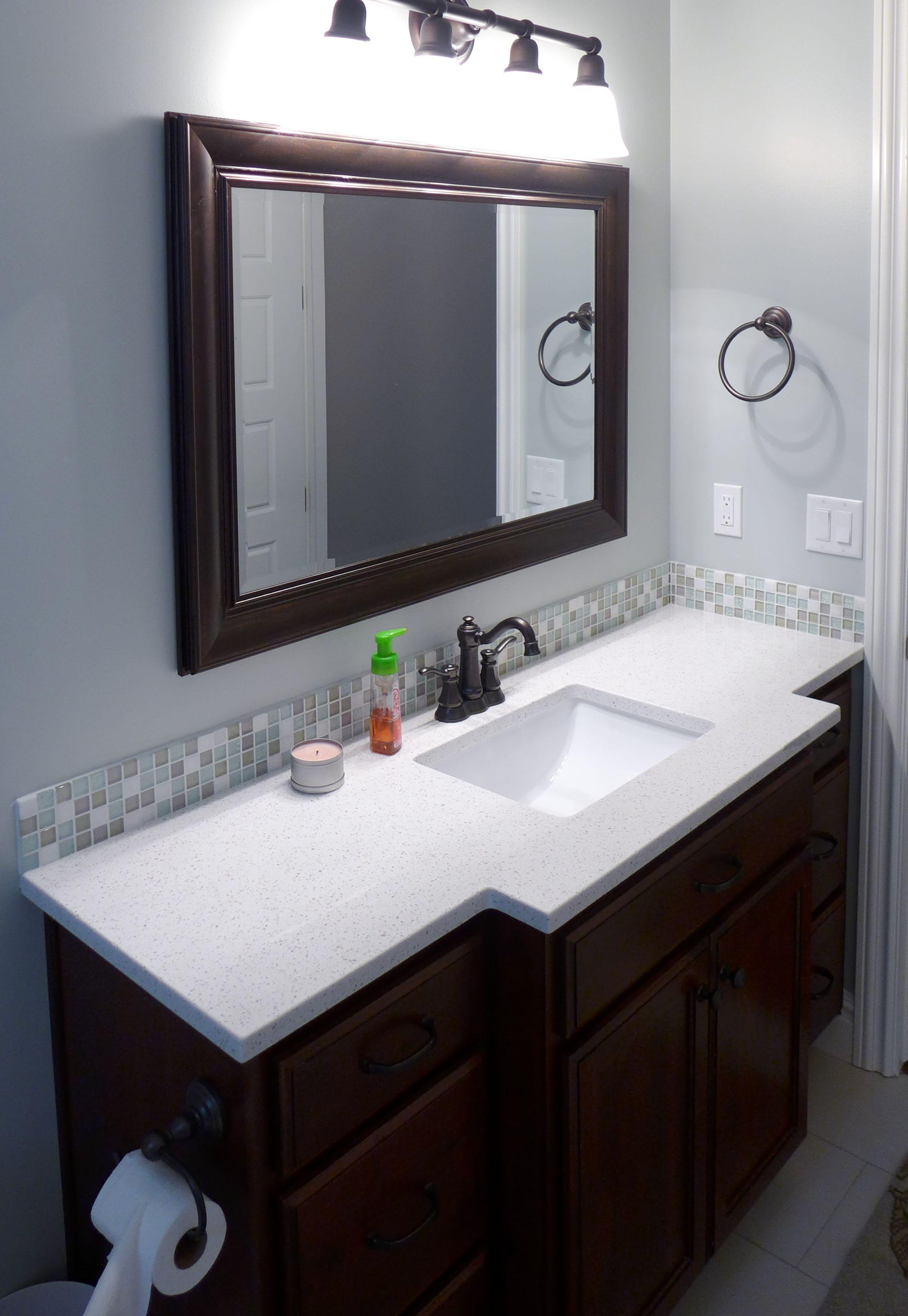 bathroom vanity countertop provided by accent interiors in utah rh pinterest com bathroom vanities ogden utah custom bathroom vanities utah