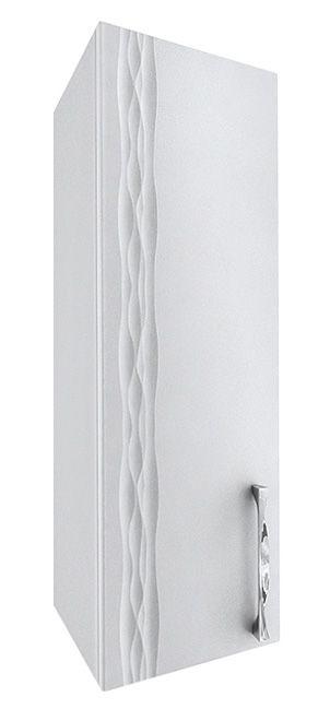 Triton Кристи 30 Левосторонний Белый (шкаф навесной)