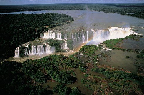 Iguaçu - Brasil/Argentina