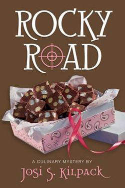 Rocky Road (Sadie Hoffmiller #10) by Josi S. Kilpack. Culinary Mystery. When Sadie learns that Caro and Tess have started an investigation into Dr. Hendrick's disappearance, Sadie graciously refuses to be a part of it. With her wedding to plan, Sadie is determined to leave this case to the police—until she meets the ex-wife of the missing man. Before she knows it, she is on the rocky road of another investigation.