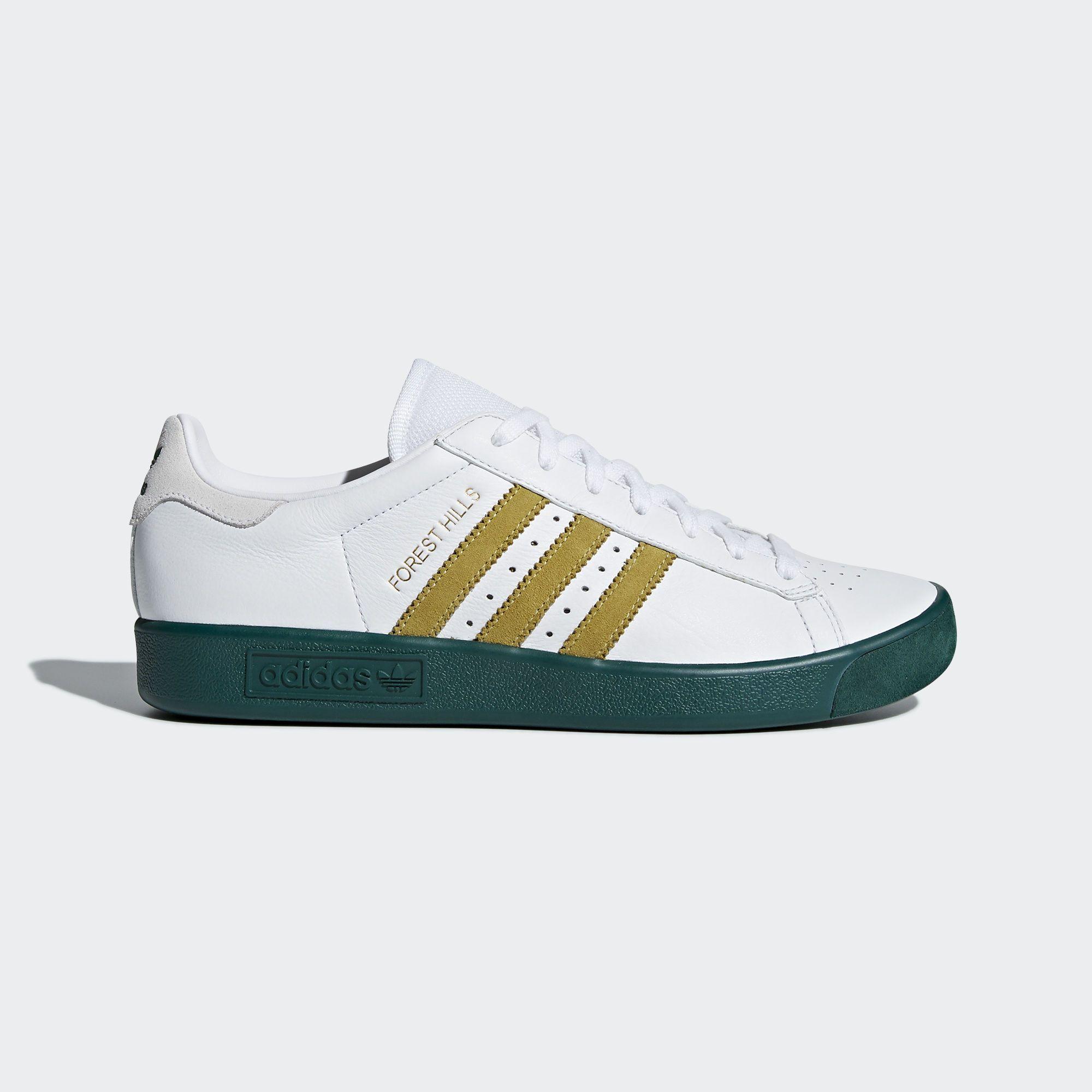 b10cff8b595 Vind jouw Forest Hills Schoenen - wit op adidas.nl! Bekijk alle stijlen en