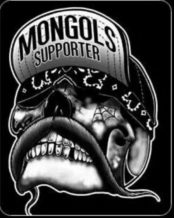 Mongols supporter | mongols supporter dont hate | Outlaws motorcycle