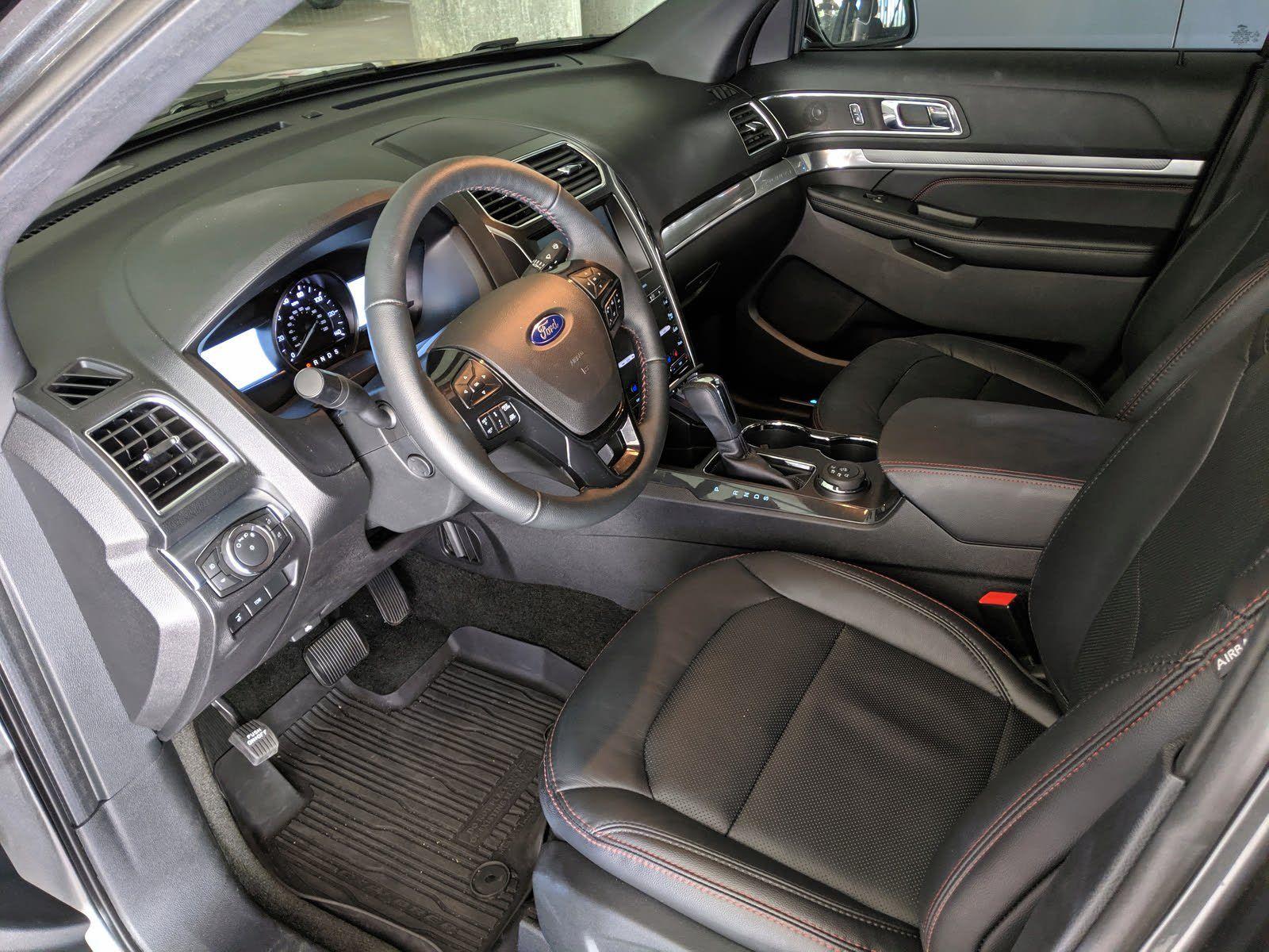 2018 Ford Explorer Sport AWD in 2020 Subaru brz, Subaru