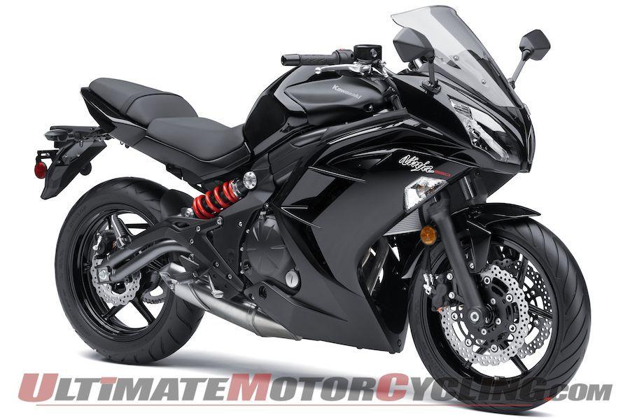 2012 Kawasaki Ninja 650 First Look