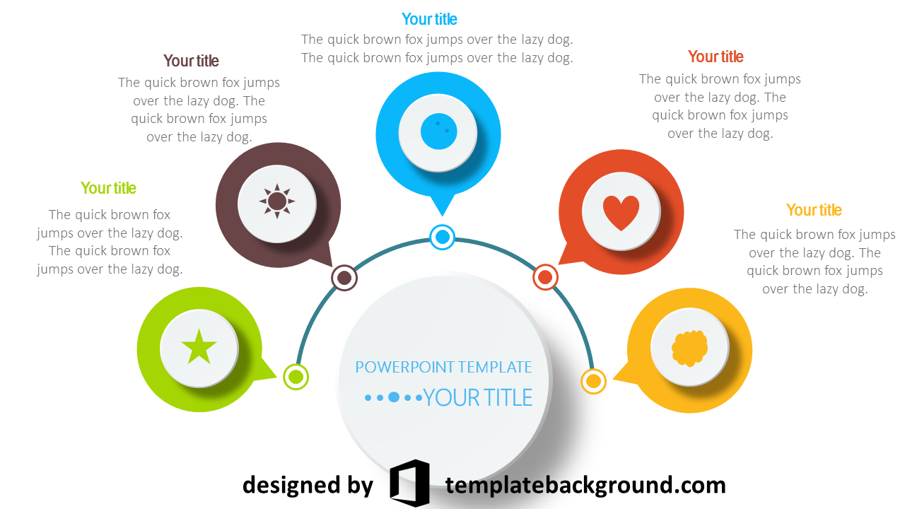 free business powerpoint templates behance business