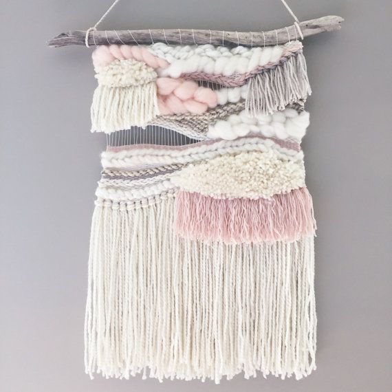 MADE TO ORDER // Woven wall hanging