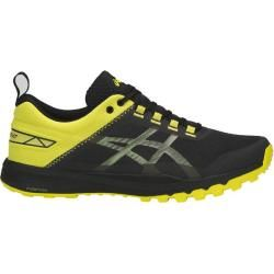 Photo of Asics men's trail running shoes Gecko Xt, size 44 ½ in Black / carbon / sulfur Spring, size 44 ½