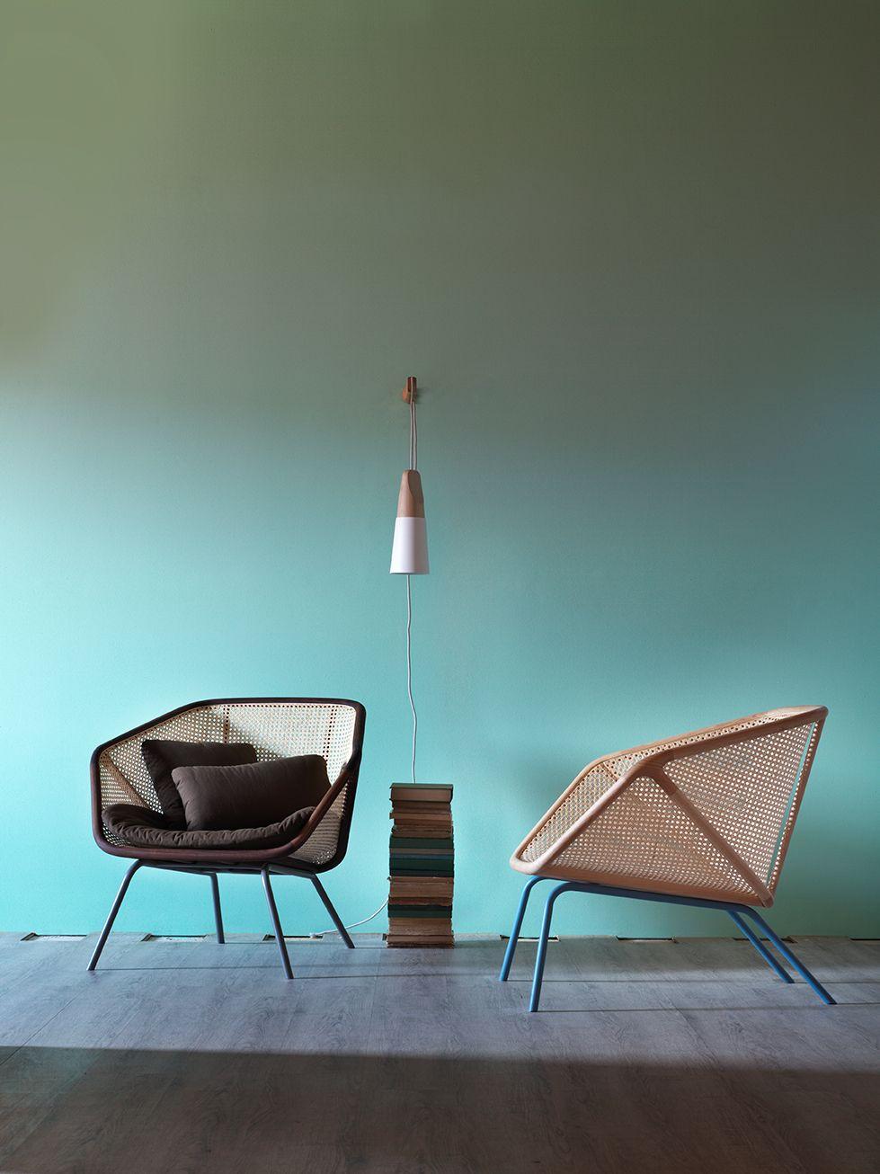 Miniforms Colony ist ein kleiner, bequemer Lounge Sessel mit ...